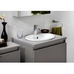 Gustavsberg įleidžiamas praustuvas 550x440 Nautic 5555-voniosguru.lt