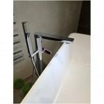 Maišytuvas voniai montuojamas į grindis Optima gamintojo OPBVANBAT003