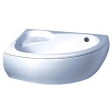 Vispool akmens masės vonia Piccola 1575x950 mm