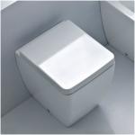Pristatomas klozetas Kerasan Ego su lėtai užsidarančiu dangčiu-voniosguru.lt