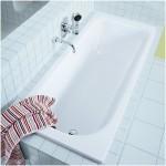 Plieninė vonia Kaldewei Saniform Plus plieno storis 3,5 mm-voniosguru.lt