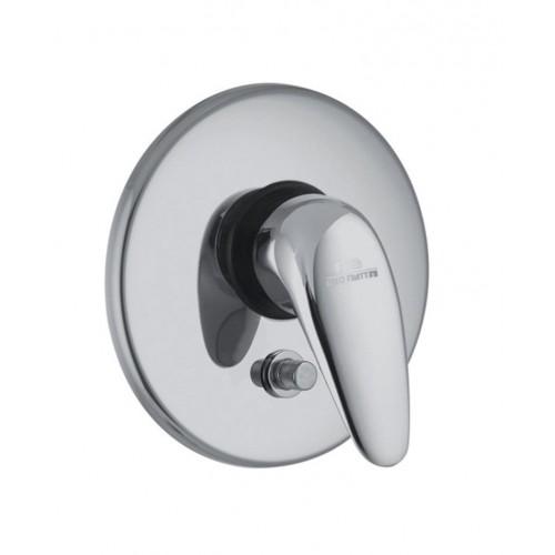 Fima  2 krypčių maišytuvas dušui Serie 18 su potinkine dalimi-voniosguru.lt