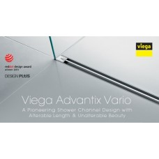 Advantix Vario dušo latakas 300-1200mm